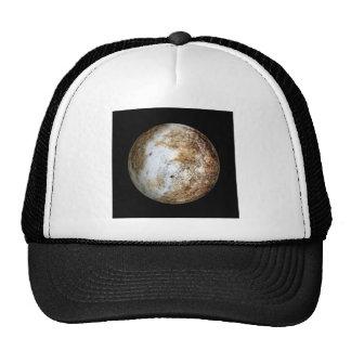 PLANET PLUTO v.2 natural (solar system) ~ Trucker Hat