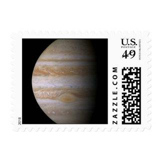 Planet Postage Stamp