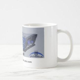 Planet Postmoderna Art:  Admin Bldg Concept Mug