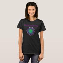 Planet Protector Mandala  Tee Shirt