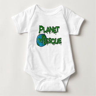 Planet Rescue Baby T Shirt
