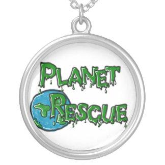 Planet Rescue Necklace