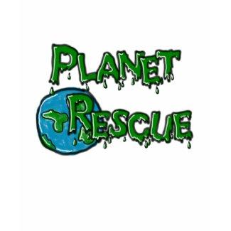 Planet Rescue shirt