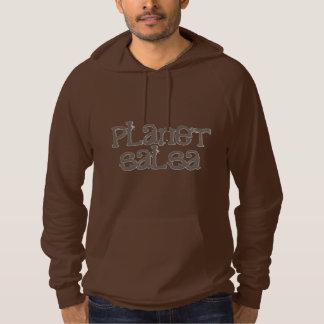Planet Salsa Cream Hoodie