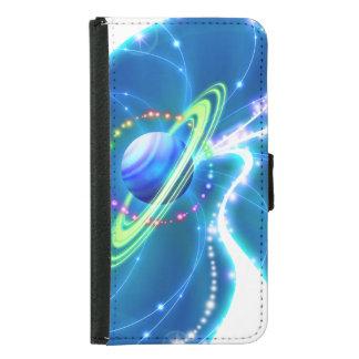 Planet Samsung Galaxy S5 Wallet Case