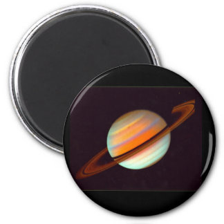 Planet Saturn Astronomy Collector Magnet