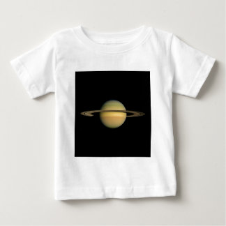 PLANET SATURN DURING EQUINOX (solar system) ~~ Baby T-Shirt
