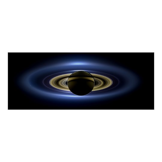 planet saturn poster - photo #30