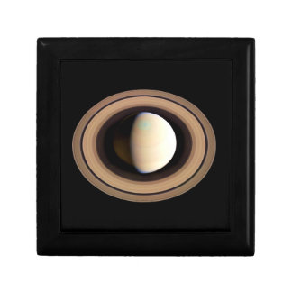 PLANET SATURN natural (solar system) ~~ Jewelry Box