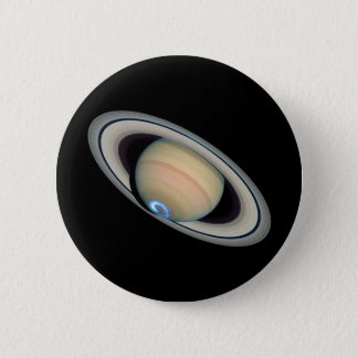 PLANET SATURN (solar system) ~ Button
