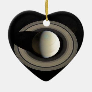 PLANET SATURN (solar system) ~ Christmas Tree Ornaments