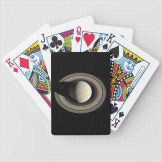 PLANET SATURN (solar system) ~ Bicycle Playing Cards