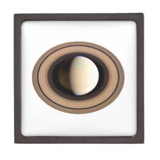 PLANET SATURN v.2 (solar system) ~~ Jewelry Box