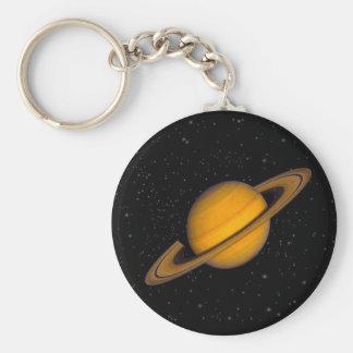 Planet SATURN Zipper-Pull & Luggage Tag, Keychain