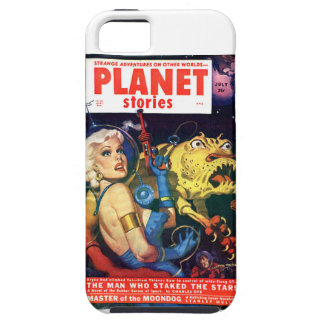 planet stories art iPhone 5 cover