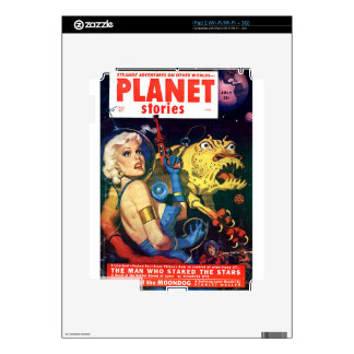 planet stories art skins for the iPad 2