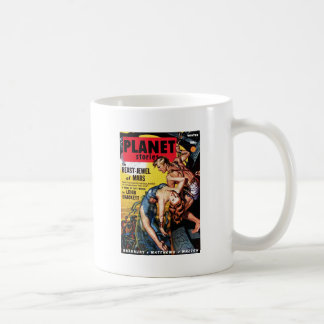 Planet Stories - Beast-Jewel of Mars Coffee Mug
