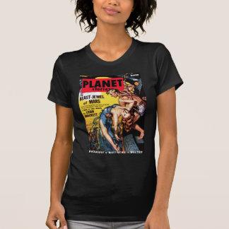 Planet Stories - Beast-Jewel of Mars Tshirts