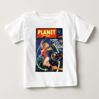 Planet Stories - Beyond the X Ecliptic Baby T-Shirt