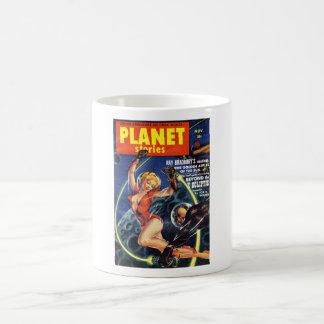 Planet Stories - Beyond the X Ecliptic Coffee Mug