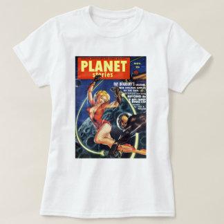 Planet Stories - Beyond the X Ecliptic T-Shirt