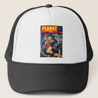 Planet Stories - Beyond the X Ecliptic Trucker Hat