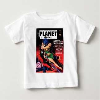 Planet Stories - Captives of the Thieve-Star Baby T-Shirt