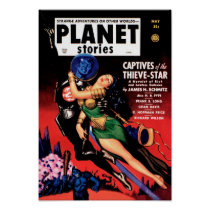 Planet Stories - Captives of the Thieve-Star