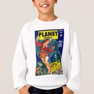 Planet Stories - Eternal Zemmd Must Die! Sweatshirt
