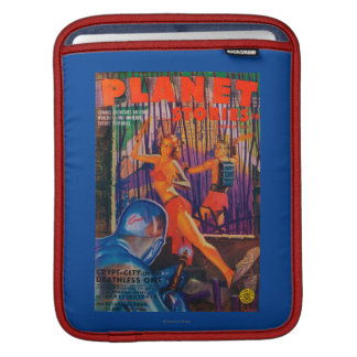 Planet Stories Magazine Cover 3