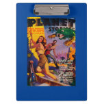 Planet Stories Magazine Cover 5 Clipboard