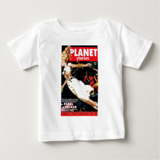 Planet Stories - Rebel of Valkyr Baby T-Shirt