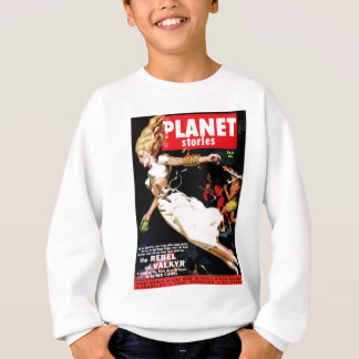 Planet Stories - Rebel of Valkyr Sweatshirt
