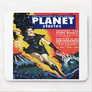 Planet Stories - The Stars Revolt Mousepad