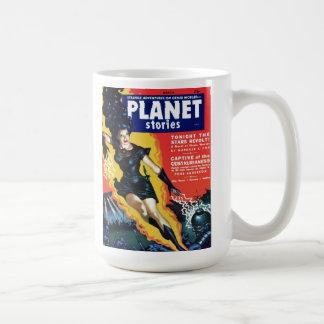 Planet Stories - The Stars Revolt Mug