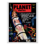 Planet Stories - The Werwile Poster