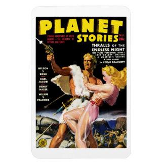 Planet Stories - Thralls Magnet