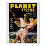 Planet Stories - Thralls Poster