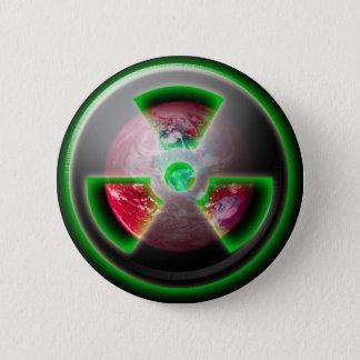 Planet Toxic Button