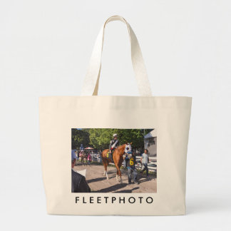 Planet Trailblazer John Velasquez Large Tote Bag