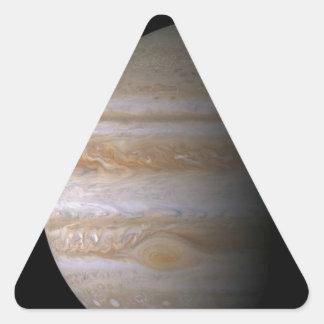 Planet Triangle Sticker