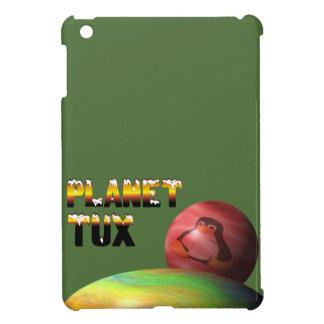 Planet Tux Case For The iPad Mini