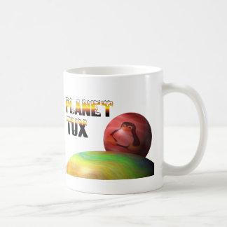 Planet Tux Coffee Mug