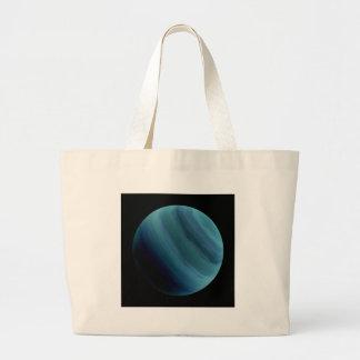 PLANET URANUS natural (solar system) ~~ Large Tote Bag
