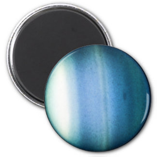 PLANET URANUS (solar system) ~ 2 Inch Round Magnet