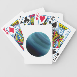 PLANET URANUS (solar system) ~~ Bicycle Playing Cards