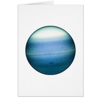 PLANET URANUS (solar system) ~~ Card