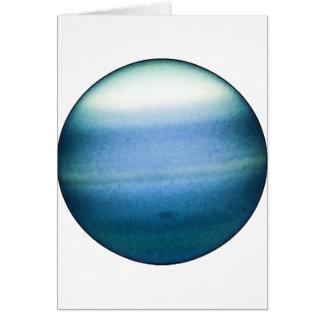 PLANET URANUS (solar system) ~ Card