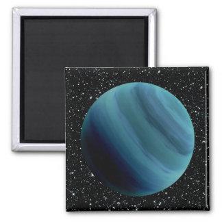 PLANET URANUS star background (solar system) ~~ Magnet