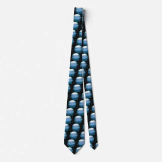 PLANET URANUS star background (solar system) ~ Neck Tie